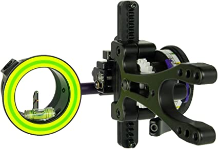 Spot Hogg Fast Eddie XL Long Bar Wrapped Bow Sight 5-Pin MRT .010 Right Hand