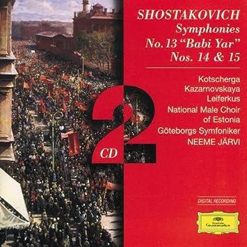 Symphonies Nos 13-15