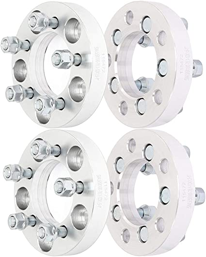 """5x4.5 4 1/"""" 5x114.3 to 5x100 Wheel Adapters5 Lug Spacers"""