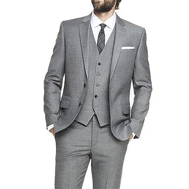 CMDC Mens Cheap Custom Services Business Three-Piece Suit D224