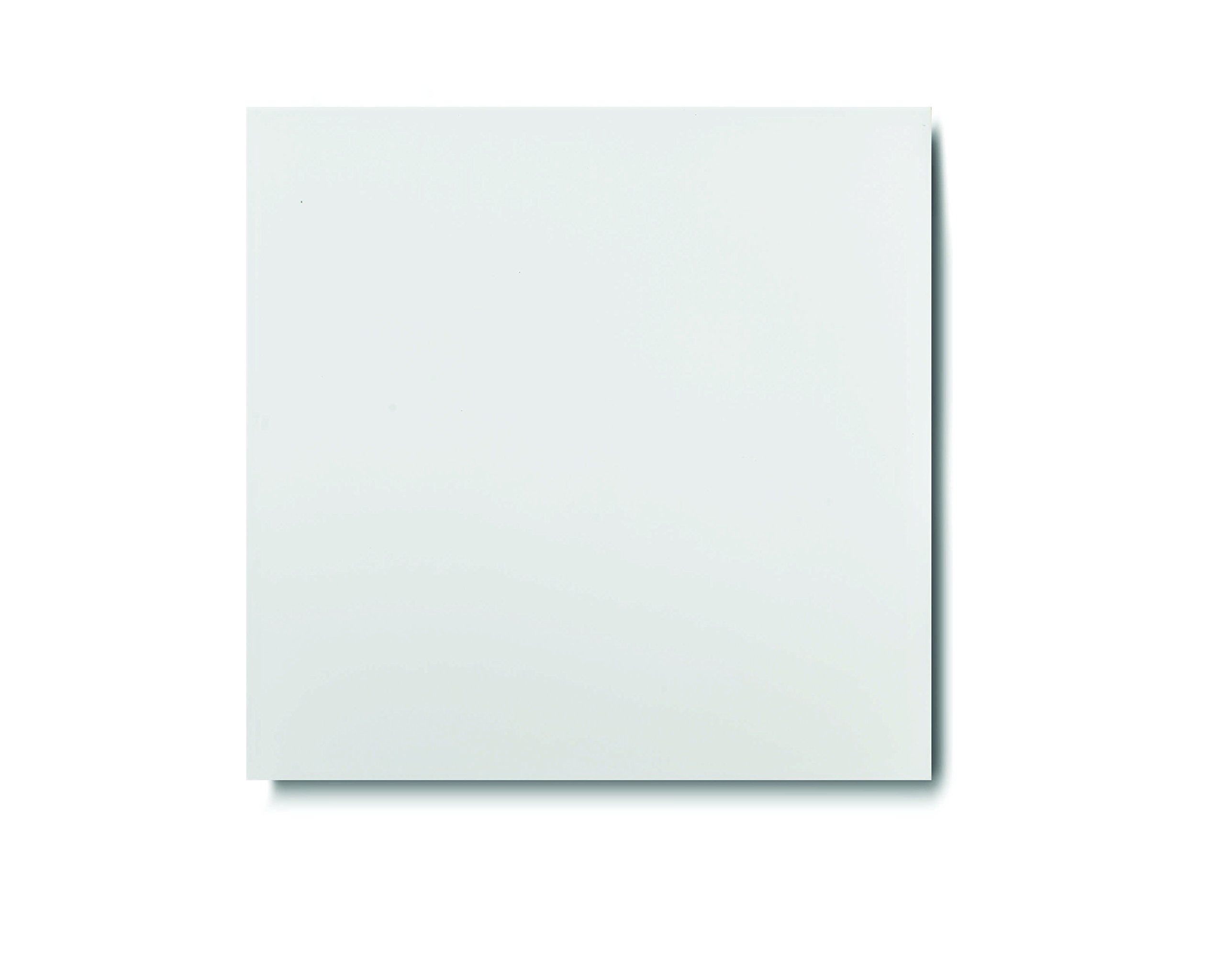25 Dry Erase Magnetic Shelf Labels 4'' x 4'' - White - 30 mil