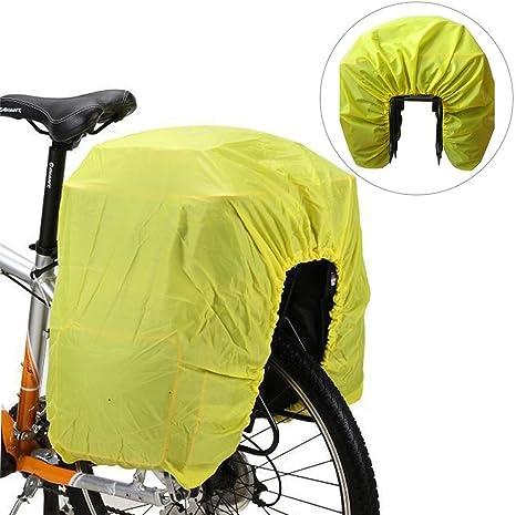 Biback Lluvia Funda Trasera Asiento Lluvia Alforja, Bicicleta ...