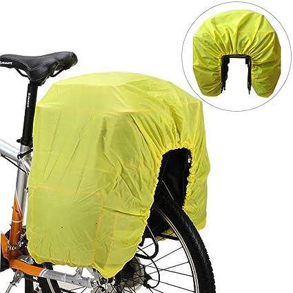johlye - Funda Impermeable para Bicicleta de montaña, Bicicleta de Carretera, Ultraligera y Plegable