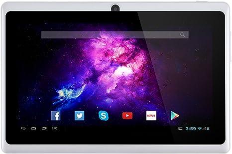 Alldaymall A88X Tablet de 7 Pulgadas - Android 4.4, Quad Core,8 GB ...