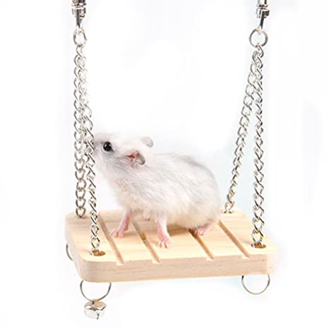 Toruiwa Juguete Hamster Jaula Hamster Accesorios para Conejos ...
