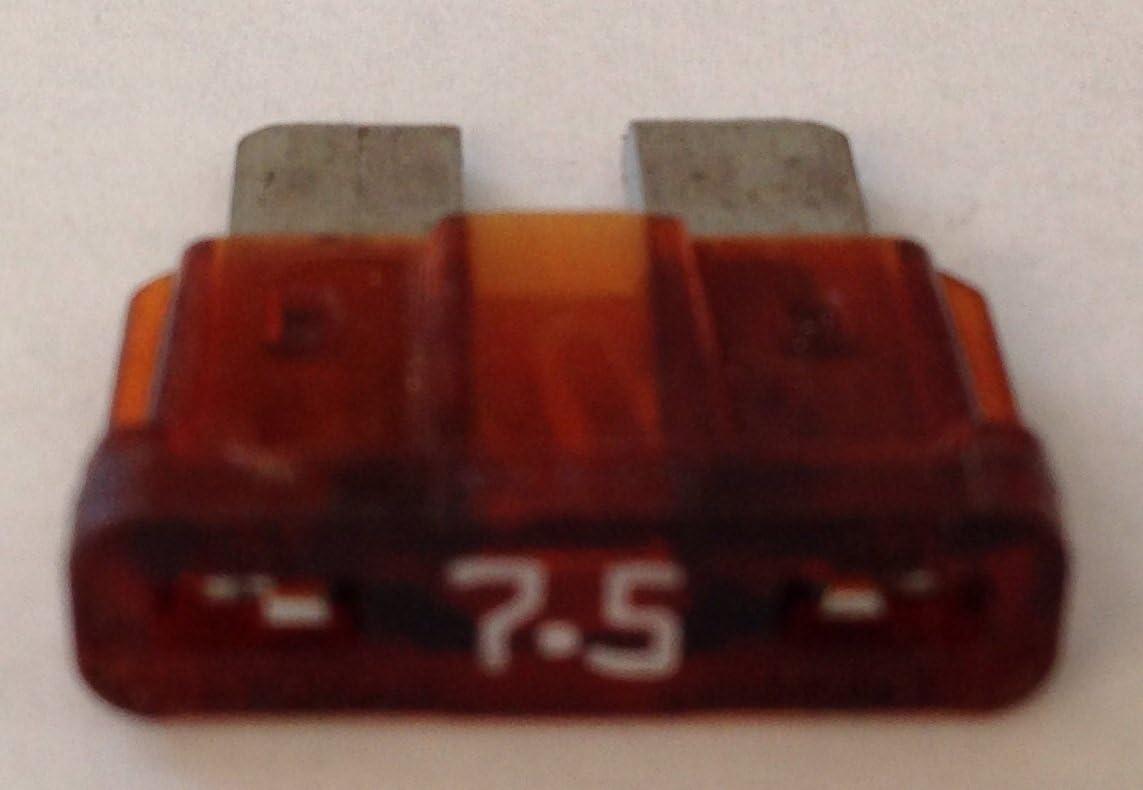 A Plus Parts House 7.5Amp ATC ATO Auto Automotive Fuse 20pc