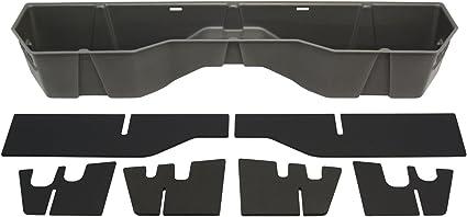 DU-HA Under Seat Storage Fits 04-09 Nissan Titan King Cab /& Crew Cab Lt Gray Part #40010