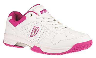 65cf6ea355e Prince Advantage Lite Women s Tennis Shoes White Pink ...