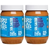 Don't Go Nuts Nut-Free Organic Roasted Soybean Spread, Sea Salted, 2 Count