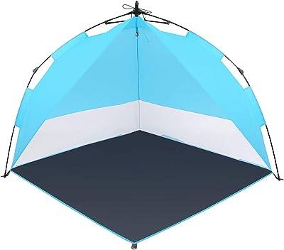 Odoland Easy Pop Up Beach Tent