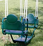 swingsetaccessories.com Face to Face Glider