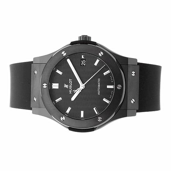 Hublot clásico fusión automatic-self-wind reloj para hombre 511. CM. 1771. RX (Certificado) de segunda mano: Hublot: Amazon.es: Relojes