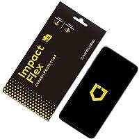 RhinoShield Protection écran [Anti-Chocs Flex] pour Samsung Galaxy S10 | Film Protecteur Flexible avec Technologie de Dispersion des Chocs - Compatible avec Lecteur d'empreinte Digital - Bord à Bord