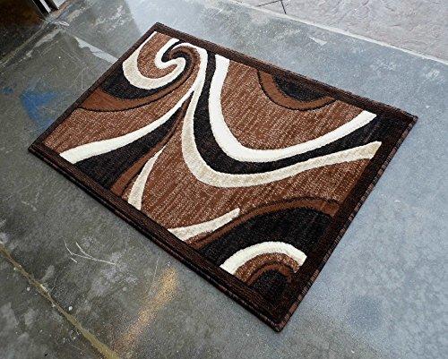 Modern Area Rug Door Mat 2 Feet X 3 Feet Design 144