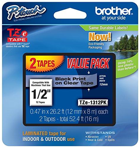 Brother TZe1312PK 1/2