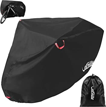 Pro Bike Cover for Outdoor Bicycle Storage Large 1 bikes Heavy Duty Ripst...