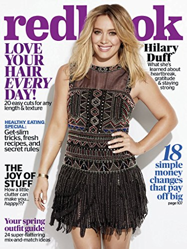 Redbook (People Magazine Subscription)