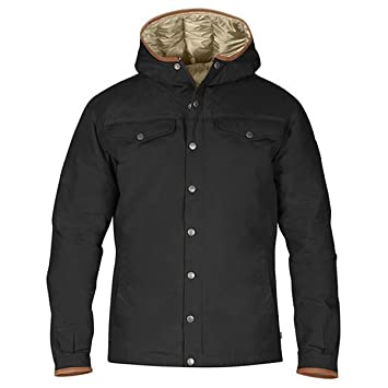 Fjallraven Men's Greenland No.1 Down Jacket, Black-Black, ...