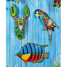 Amazon.com: outdoor lobster decor