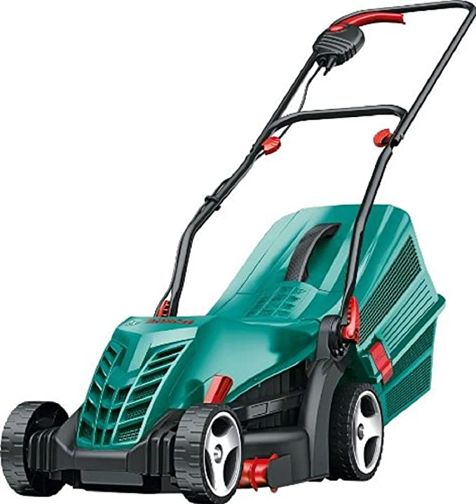 Bosch Rotak 34 R Electric Rotary Lawn image 1