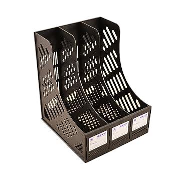 ... estante para archivos de tercera rueda / estante para datos / archivador / armazón / estante triple para bandejas de archivos: Amazon.es: Electrónica