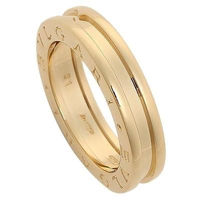 pretty nice fa76d 7898c Amazon | [ブルガリ] 指輪 リング BVLGARI RYG1BAND AN852260 ...