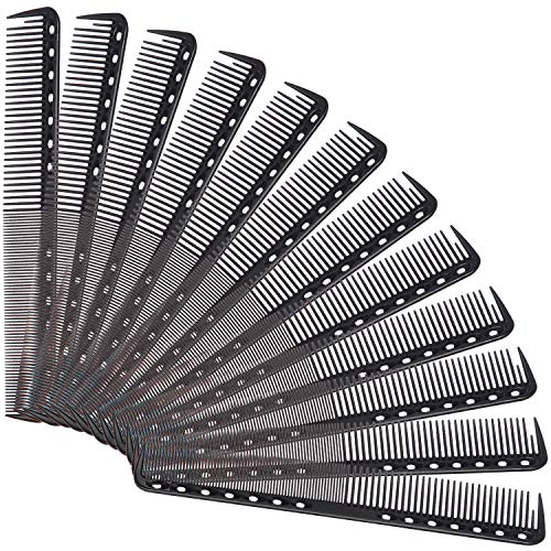 Carbon Fine Cutting Comb