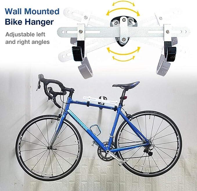 raspbery Estante para Bicicletas Colgador de Bicicleta montado en ...