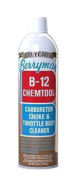 Berryman 0117 B-12 Catalytic Converter Cleaner