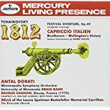 Tchaikovsky: 1812 Festival Overture, Capriccio Italien / Beethoven: Wellington's Victory