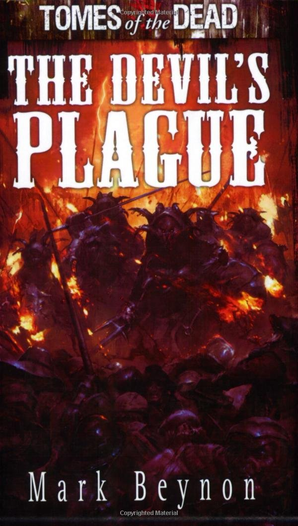 Read Online TOMES OF THE DEAD:  THE DEVIL'S PLAGUE (Tomes of the Dead (Abaddon Books)) ebook