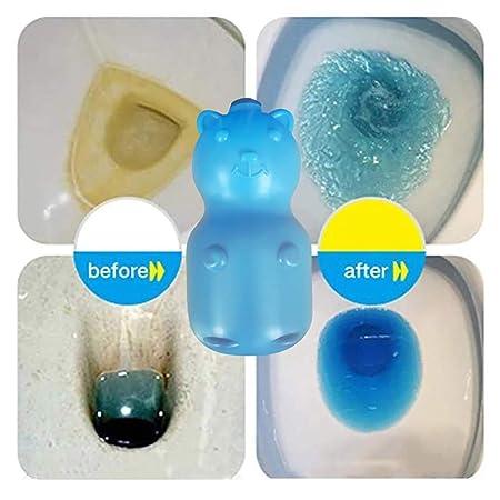 Huhua - Limpiador automático para inodoro, maceta y baño ...