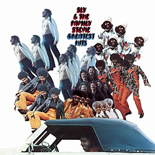 Sly & The Family Stone Greatest Hits (Best Of Sly And The Family Stone)