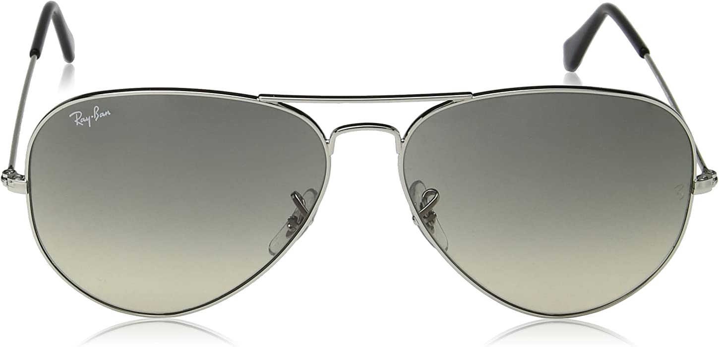 gestell Ban Gläser Silber Ray Sonnenbrille Unisex 3025 Rb FX8WRqWd