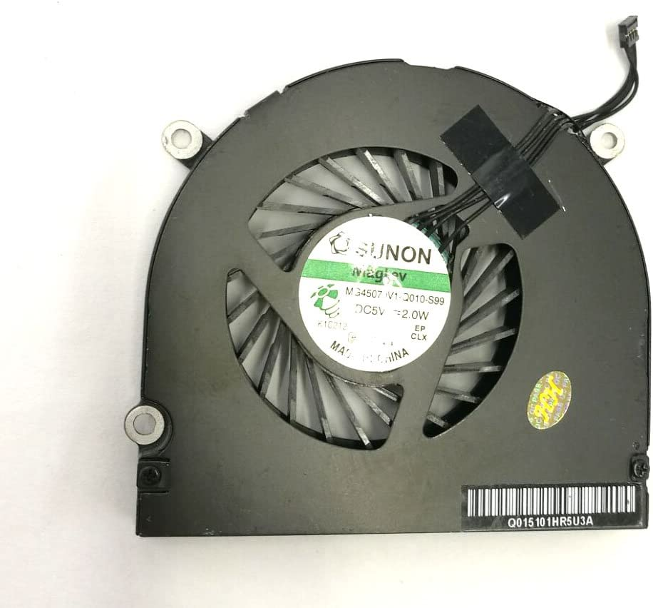 """GENUINE Macbook Pro 17/"""" A1297 Thermal Cooling Fan Left /& Right 2009-2011"""