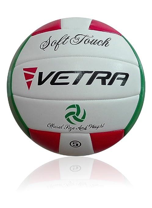 62 opinioni per VETRA pallavolo soft Touch Palla Volley ufficiale Size 5 all'aperto al coperto