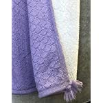 effe-bebe-Knoten-Luxe-Cable-Knit-Sherpa-Baby-Blanket-Lavender