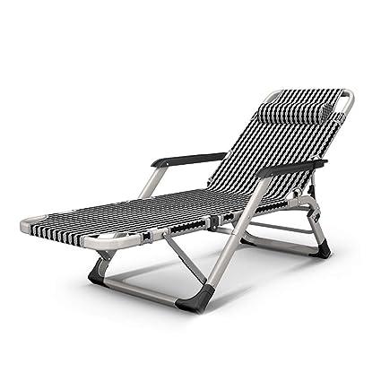 Swell Amazon Com Ucyg Garden Reclining Sun Lounger Chair Bed Machost Co Dining Chair Design Ideas Machostcouk
