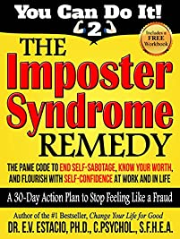 The Imposter Syndrome Remedy by E V Estacio ebook deal