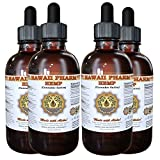 Hemp Liquid Extract, Hemp (Cannabis Sativa) Seed Tincture Supplement 4x4 oz