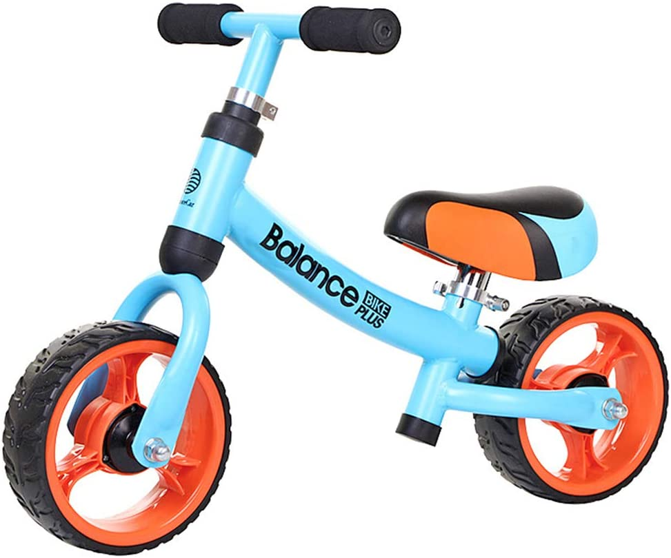 LWKBE Bicicleta para niños, Bicicleta sin Pedales, Bicicleta de 8