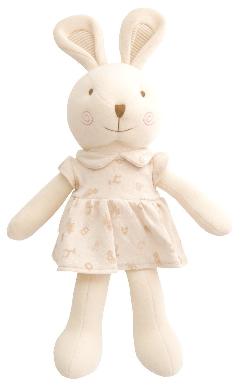 Organic Cotton Baby Protective Pillow (Pillow Buddy (Amy The Bunny !))