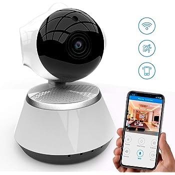 Amazon Com New 2019 Upgraded Wireless Security Camera