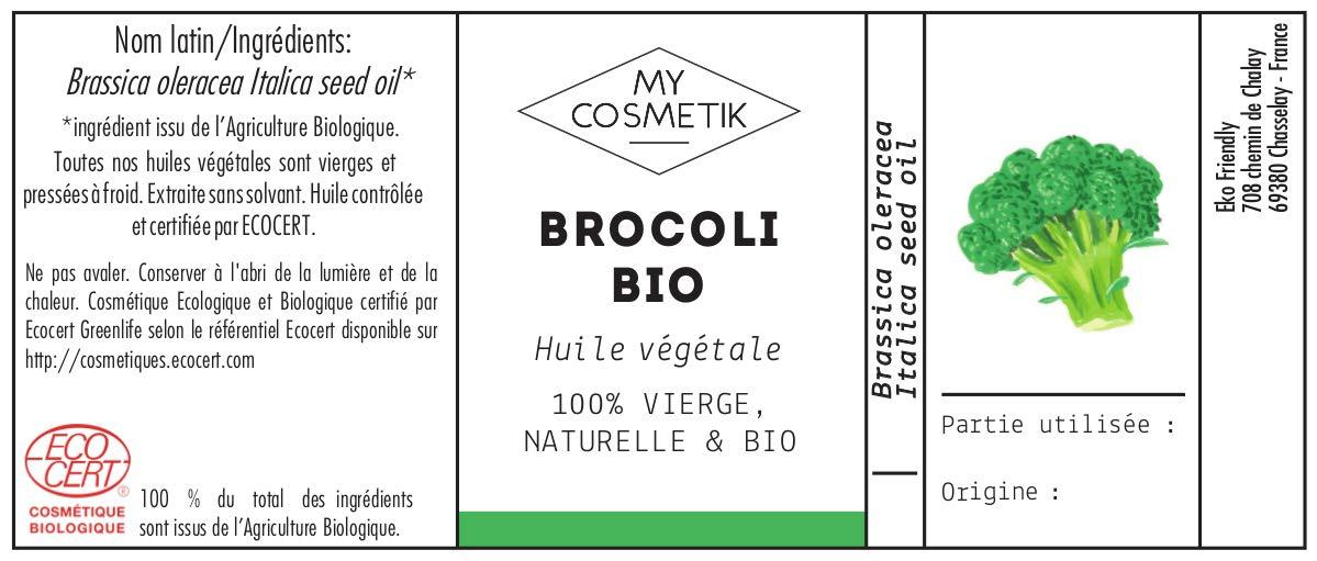 MyCosmetik - Aceite vegetal de brócoli ecológico, 50 ml: Amazon.es: Salud y cuidado personal