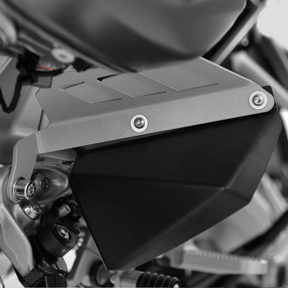 for BMW R1200 GS LC ADV 2014-2018 R1200GS LC 2013-2018 R1200RS R1200R LC 2015-2019 Prot/ège-Pieds de Moto Anti-/éclaboussures