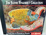 The Jeanne Fingerhut Collection Screen Saver and Wallpaper for Windows 3.5 inch Diskette offers