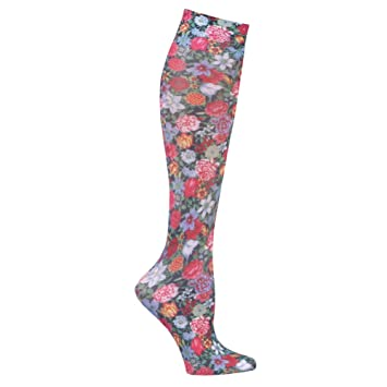 f1731f9639e Image Unavailable. Image not available for. Color  Celeste Stein Mild  Compression Knee High Stockings
