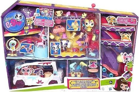 Hasbro A04101480 Littlest Pet Shop - Pack de muñecos y Accesorios ...