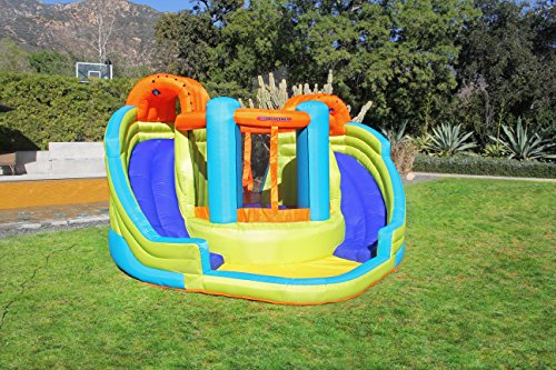 Sportspower Double Slide and Bounce Inflatable Water Slide by Sportspower (Image #5)