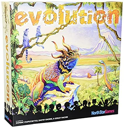 amazon com evolution board game 1st edition discontinued toys